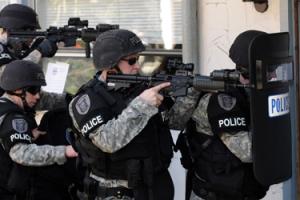 Police SWAT Team