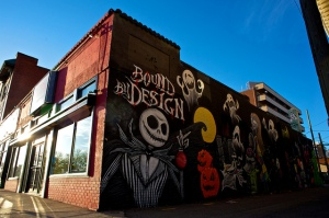 Bound by Design on East Colfax, Denver, CO