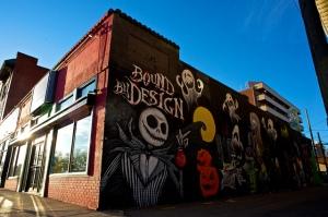 Bound by Design on East Colfax, Denver, CO
