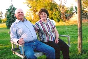 mom & dad in 2006